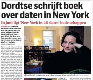 Artikel in AD De Dordtenaar