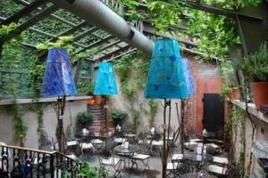 De serre van La Lanterna di Vittorio. Bron: lalanternacaffe.com